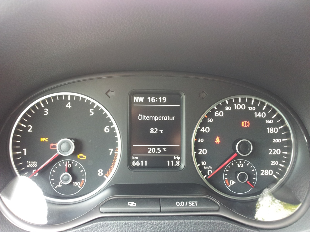 How to enable MFD features - UK-POLOS NET - THE VW Polo Forum
